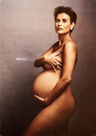 Demi Moore, 1991