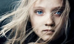 "Isabelle Allen en ""Los miserables"", 2012"