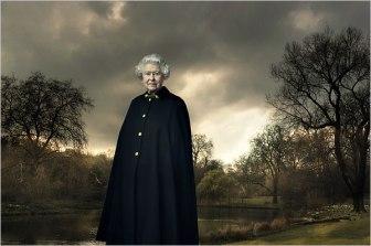 La reina Isabel II, 2007
